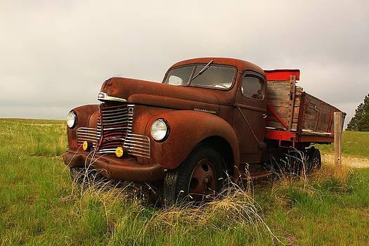 Farm Truck by Richard Stillwell