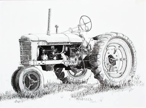Farmall by Scott Alcorn