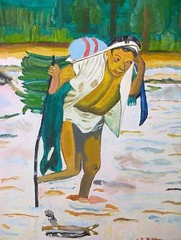 Farmer by Deepika Lakhani