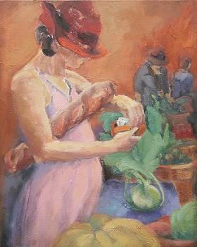 Farmer's Market by Pamela Rubinstein