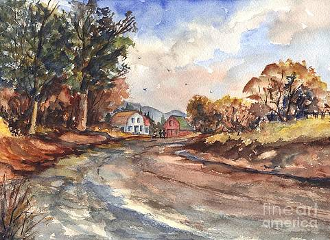 Rural Delivery by Carol Wisniewski