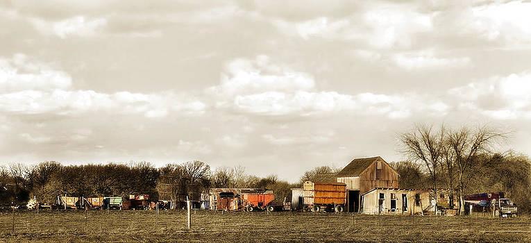 Farmstead by Laura Schramm-Behnke