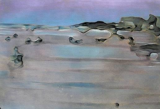 Faro beach by Mario Prencipe