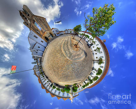 English Landscapes - Faro Panorama Planet