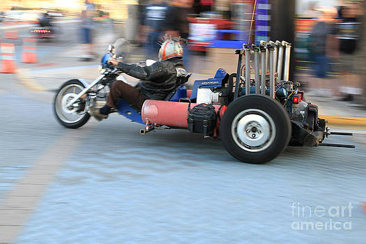 Fast Trike by J Michael Johnson Photography