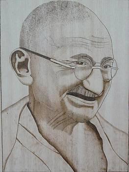 father of nation -India by Ashraf Mohammed Musaliyarkalathil