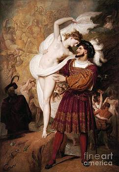 REPRODUCTION - Faust and Lilith