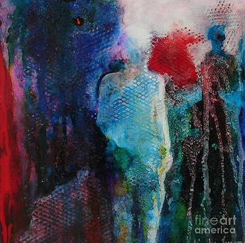 Fear of the Unknown by Freddie Lieberman