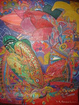 Feared Man by Lavanaya raman Rameshkumar