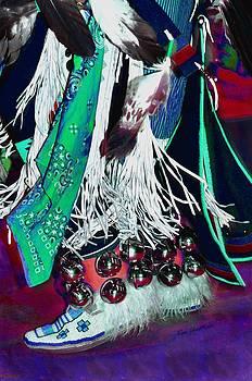 Kae Cheatham - Feathers Fringe and Bells