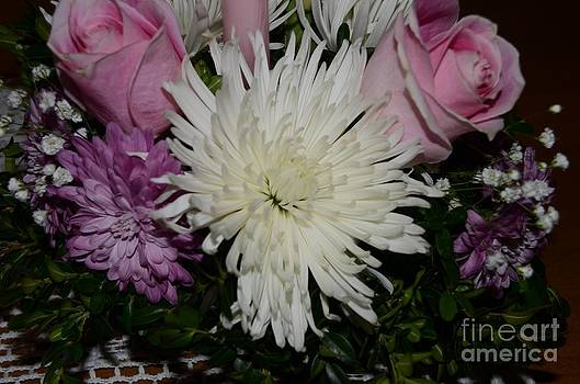 February Bouquet  by Kathleen Struckle