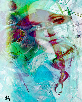 Linda Sannuti - Feeling Abstract