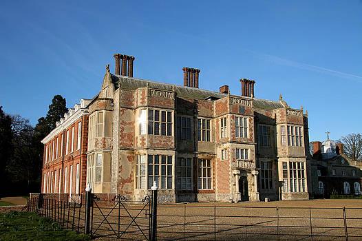 Felbrigg Hall by Paul Lilley