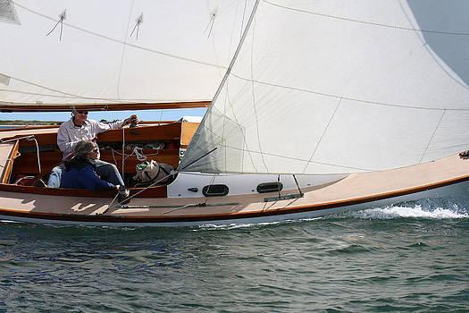 Fellow sailors by Paul Thomas