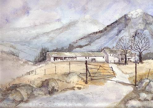 Fells Farm by David  Hawkins