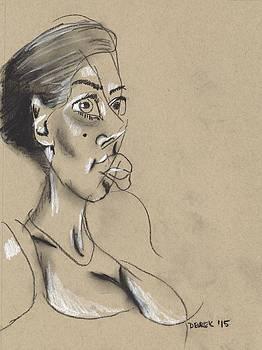 Female Study 1 by Drew Eurek