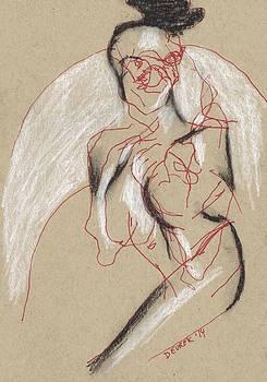Female Study 10 by Drew Eurek