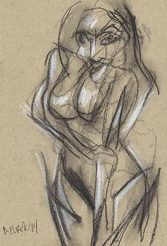 Female Study 12 by Drew Eurek
