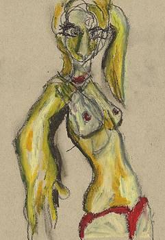 Female Study 14 by Drew Eurek
