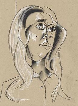 Female Study 2 by Drew Eurek