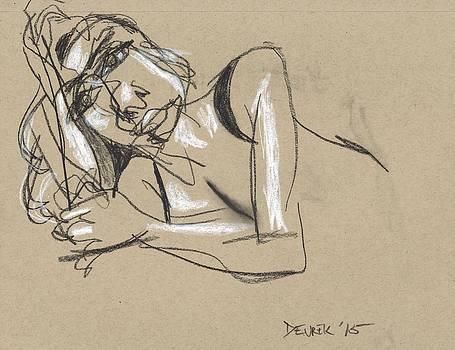Female Study 5 by Drew Eurek