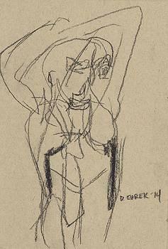 Female Study 6 by Drew Eurek