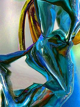 Female Torso 3 by Judy Paleologos