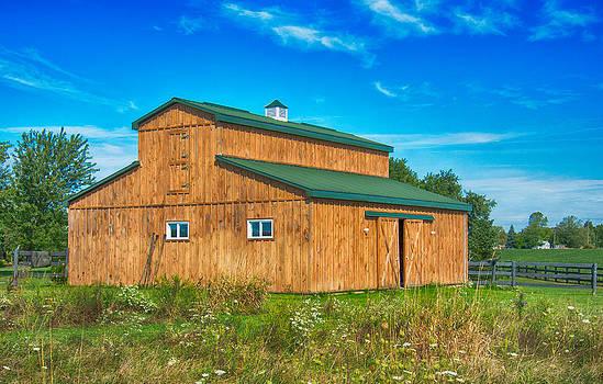 Fenwick Barn 7P01965 by Guy Whiteley