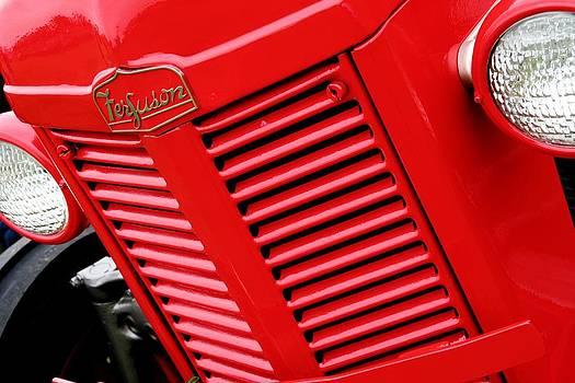 Ferguson Tractor by Michael Allen