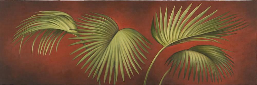 Ferns 2 by Debra Lake