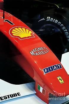 Ferrari  by Andres LaBrada