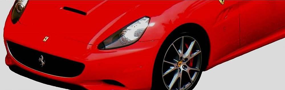 Ferrari by J Anthony