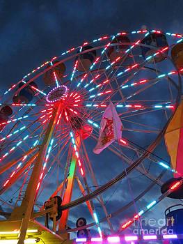Ferris Sky by Anne Sterling