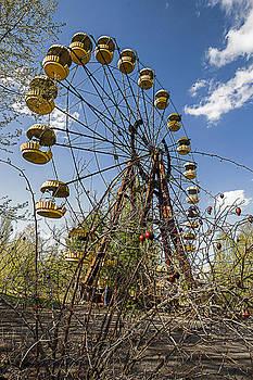 Matt Create - Ferris Wheel Pripyat Ukraine