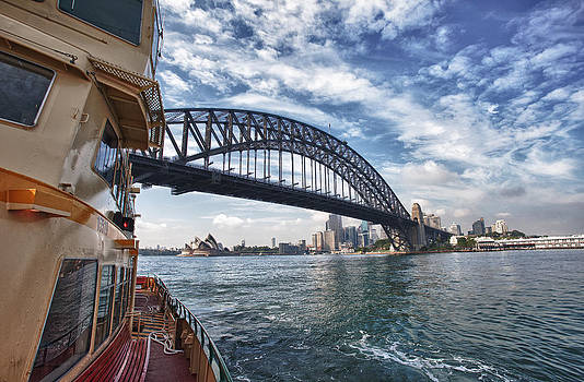 Ferry 15519 by Michael Tingey