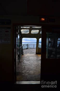 Ferry Doorway by Jackie Carr