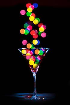 Festive Martini by Cecil Fuselier