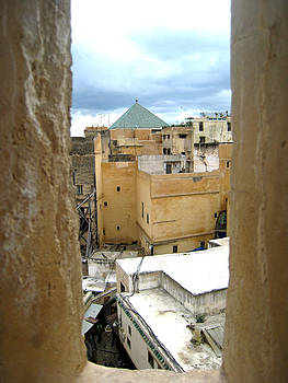 Fez Morocco by Rene Roth