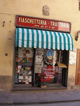 Fiaschetteria Trattoria by Jon Dallas