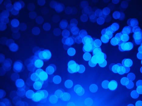 Fibre Optics 3 by Cheryl Hoyle