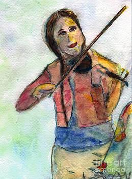 Fiddling Around by Elizabeth Briggs