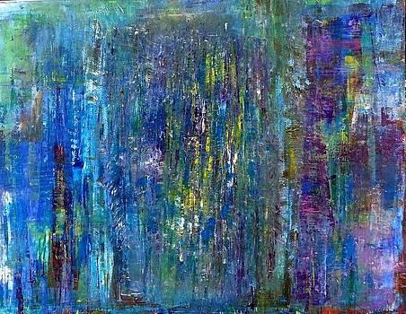 Field Of Flowers by Tanya Lozano-tul