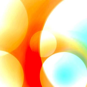 Fiery Bubbles by Ashley King