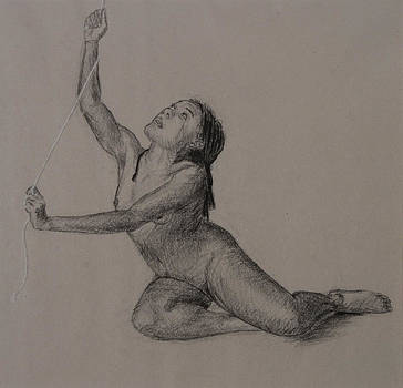 Figure Drawing 3 by Todd Swart