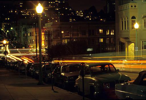 Harold E McCray - Filbert Street San Francisco CA