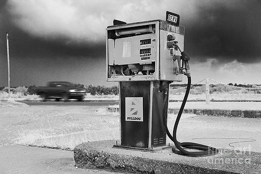 Filling Station by David Bleeker