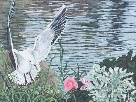 Finding Rest -3 by Joy Ballack