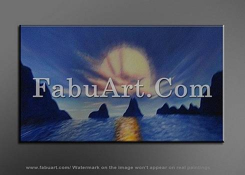 Fine Art Paintings  by FabuArt