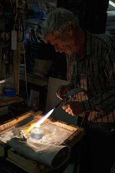 Finishing touches  by Paul Indigo