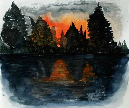 Fire #1 by Chip Picott